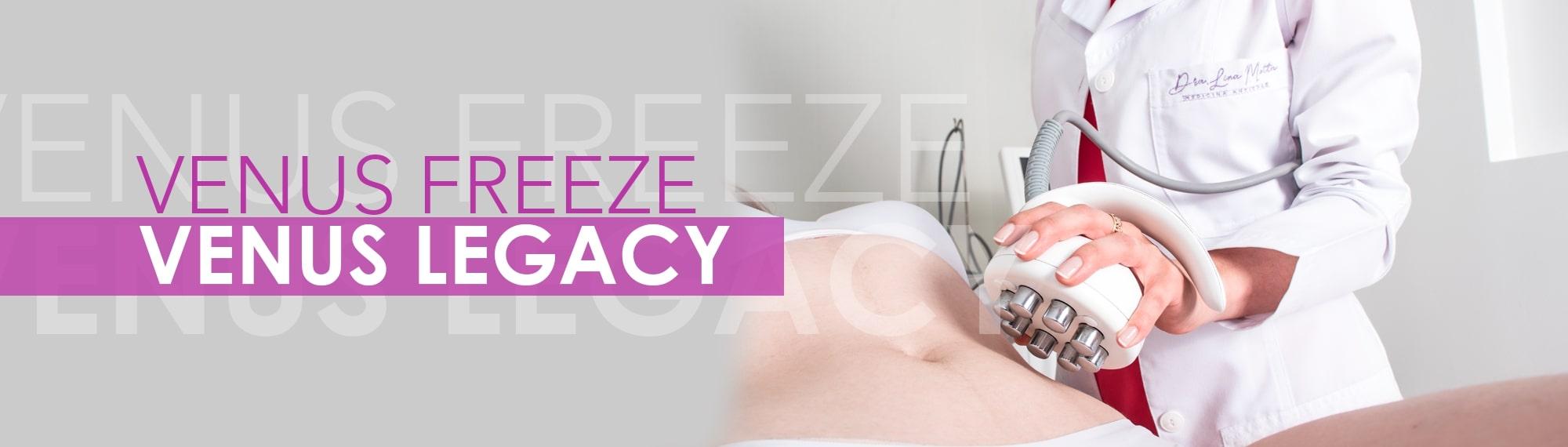 Venus Freeze - Venus Legacy